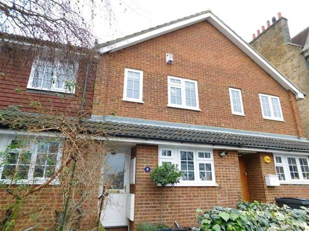 2 Bedrooms Terraced House for sale in St. Andrews Road, Surbiton