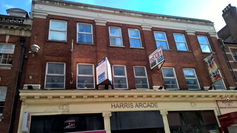Shop Commercial for rent in 8 STATION ROAD, FIRST & SECOND FLOORS, READING, RG1 1JX, First & Second Floors, Reading