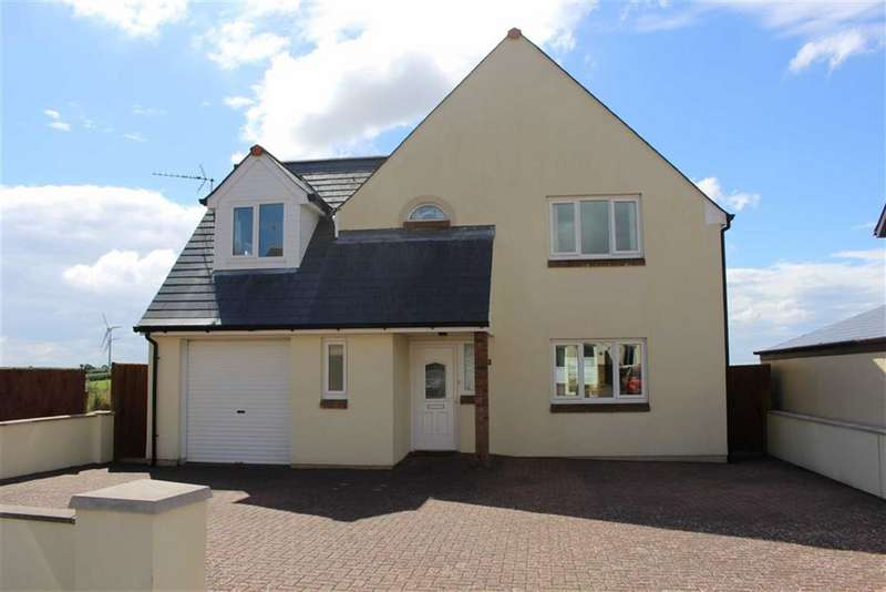4 Bedrooms Detached House for sale in Conway Drive, Steynton, Milford Haven