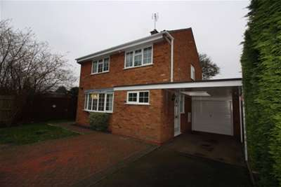 4 Bedrooms Detached House for rent in Green Farm End, Kineton
