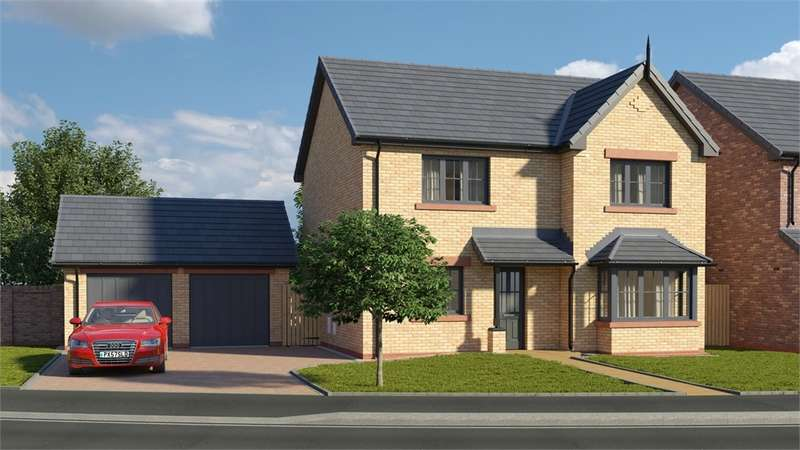 4 Bedrooms Detached House for sale in CA7 9HQ The Trent, St Cuthberts, WIGTON, Cumbria