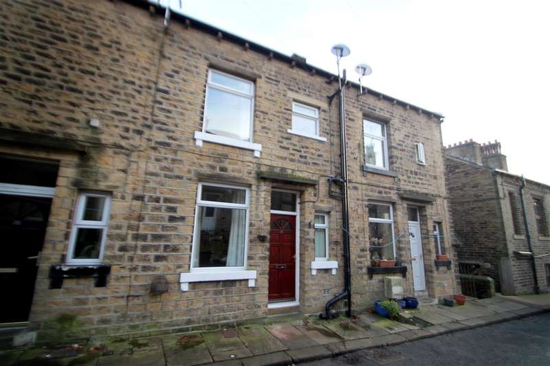 2 Bedrooms Terraced House for sale in Hollin Street, Triangle, Halifax