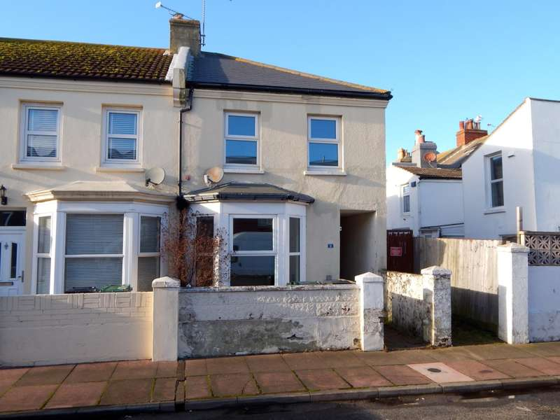2 Bedrooms Semi Detached House for rent in Taddington Road, Eastbourne