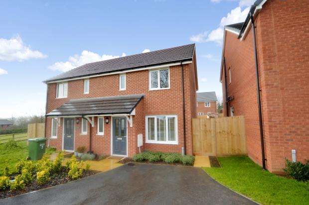 3 Bedrooms Semi Detached House for sale in Ashcroft Road, Hill Barton Vale, Whipton, Exeter
