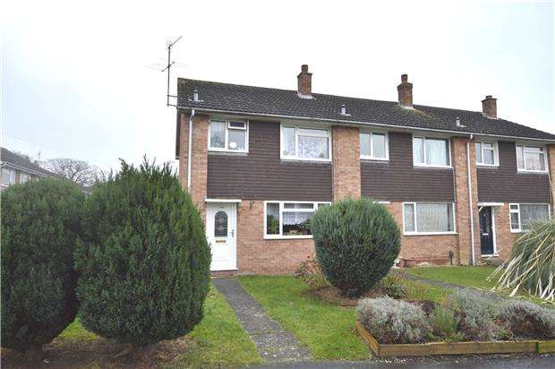3 Bedrooms Terraced House for sale in Hatherley, Cheltenham, GL51