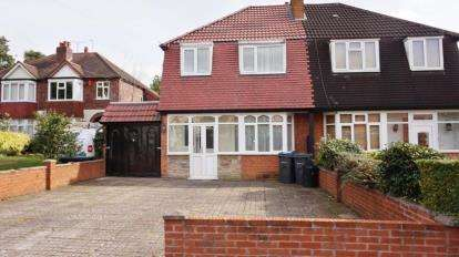 3 Bedrooms Semi Detached House for sale in Epwell Grove, Kingstanding, West Midlands, Birmingham