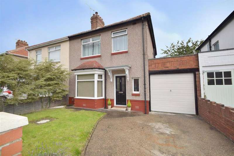 3 Bedrooms Semi Detached House for sale in Roker Avenue, Whitley Bay