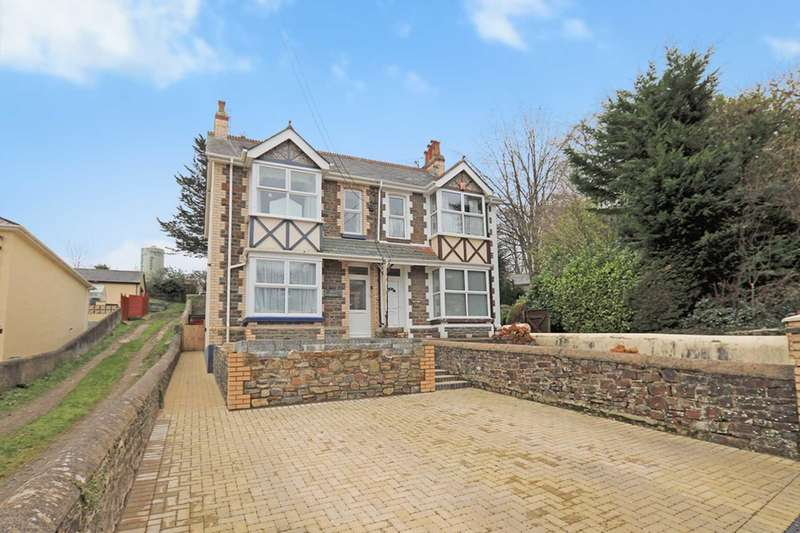 4 Bedrooms Semi Detached House for sale in Lime Grove, Bideford