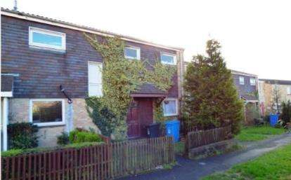 2 Bedrooms End Of Terrace House for sale in Canford Heath, Poole, Dorset