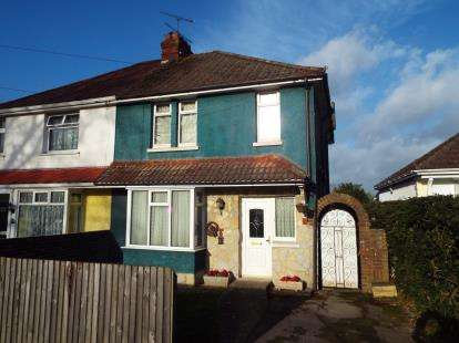 3 Bedrooms Semi Detached House for sale in Purbrook, Waterlooville, Hampshire