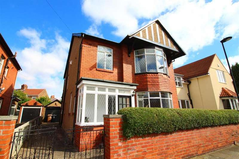 3 Bedrooms Detached House for sale in High View, Wallsend