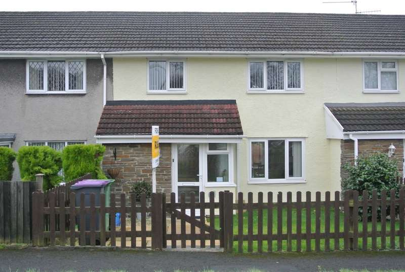 3 Bedrooms Terraced House for sale in Poplar Road, Croesyceiliog, Cwmbran, NP44