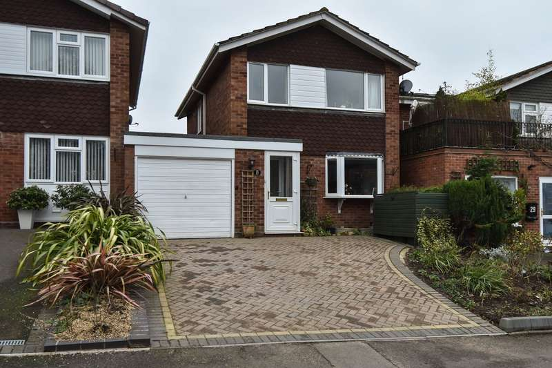 3 Bedrooms Link Detached House for sale in Old Station Road, Bromsgrove, Worcestershire, B60