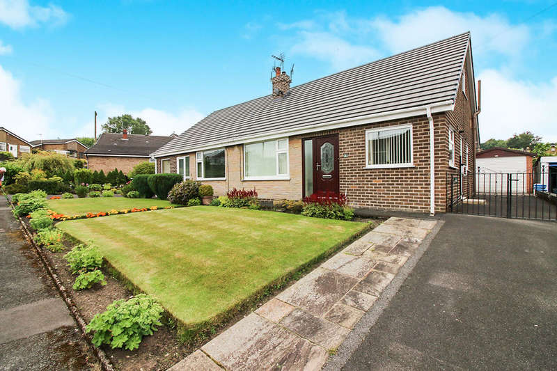 3 Bedrooms Semi Detached Bungalow for sale in Ainsdale Drive, Darwen, BB3