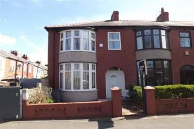 3 Bedrooms House for rent in Mayor Avenue, Blackpool