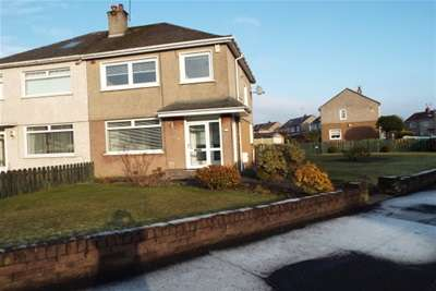 3 Bedrooms Semi Detached House for rent in Torrington Crescent, Mount Vernon, G32