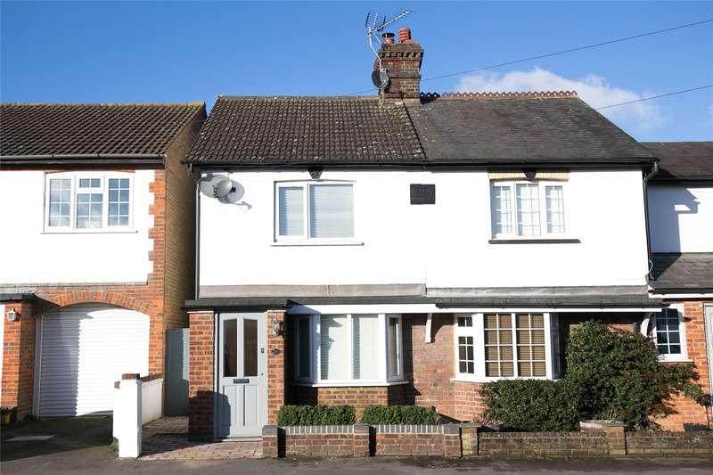 2 Bedrooms Semi Detached House for sale in High Street, Prestwood, Great Missenden, Buckinghamshire, HP16