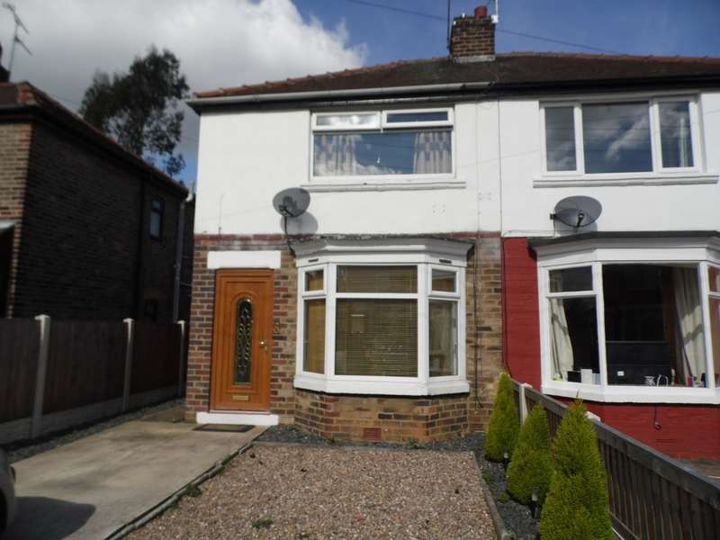 2 Bedrooms Semi Detached House for sale in Shakespeare Avenue Doncaster Sprotbrough