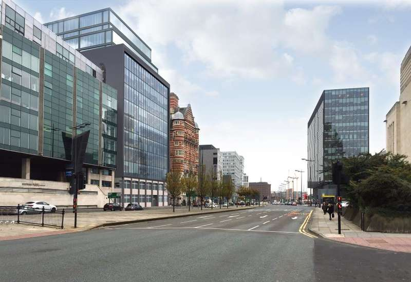 Apartment Flat for sale in Strand Plaza, Liverpool, L2