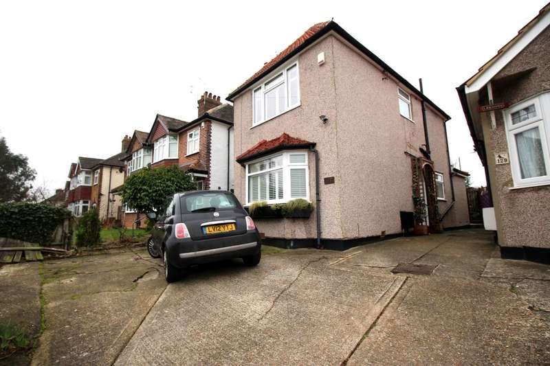 2 Bedrooms Detached House for sale in Swanley Lane, Swanley, BR8
