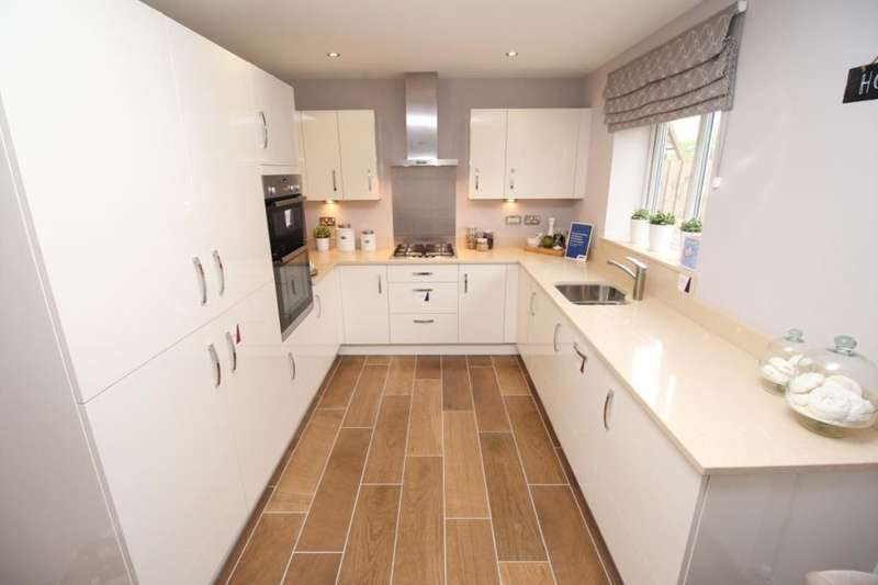 4 Bedrooms Detached House for sale in The Bramhall Scrooby Road, Harworth, Doncaster, DN11