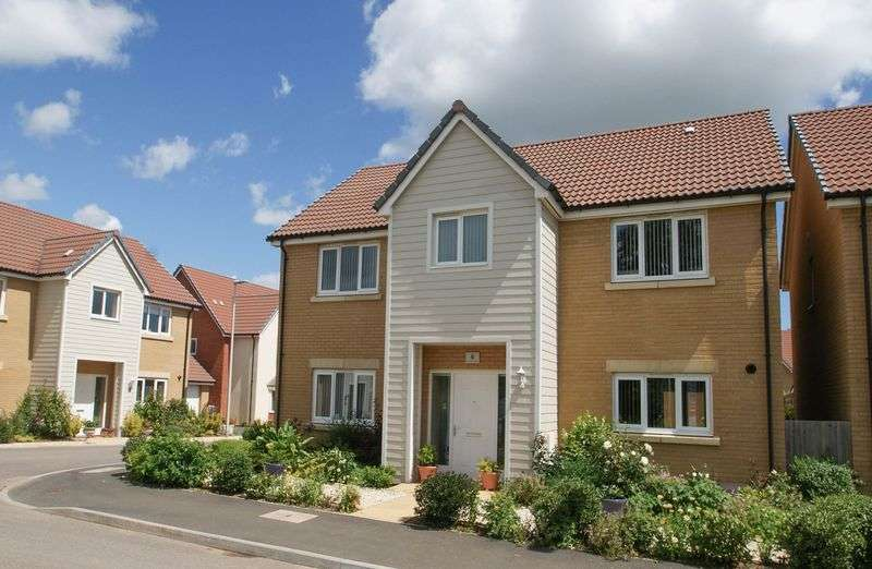 5 Bedrooms Property for sale in Mountbatten Drive, Exeter