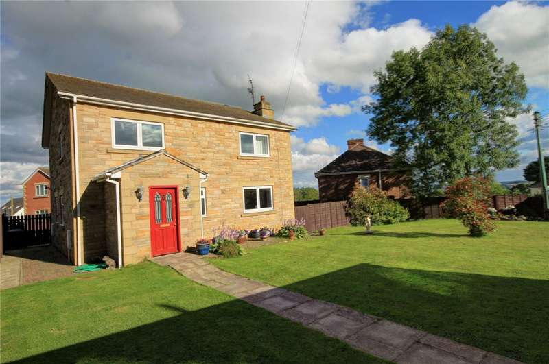 3 Bedrooms Detached House for sale in Whitehouse Avenue, Burnhope, Durham, DH7