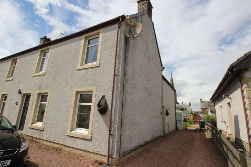 2 Bedrooms Semi Detached House for sale in Tarneybackle Cottage Stirling Street, Blackford, Auchterarder, PH4