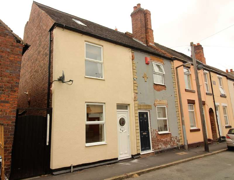 3 Bedrooms Terraced House for sale in New Street, Essington