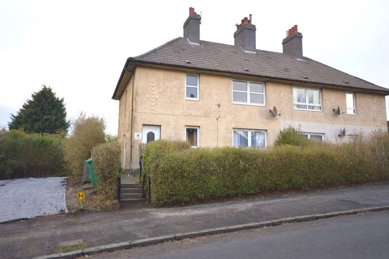 2 Bedrooms Flat for sale in Albert Street, Rosyth, Dunfermline, KY11