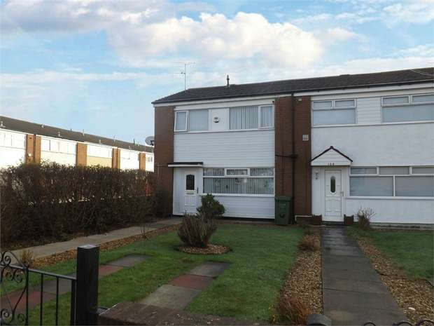 3 Bedrooms End Of Terrace House for sale in Bowland Drive, Liverpool, Merseyside