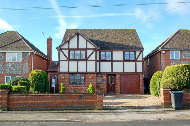 4 Bedrooms Detached House for sale in Wexham Street, Stoke Poges, SL3