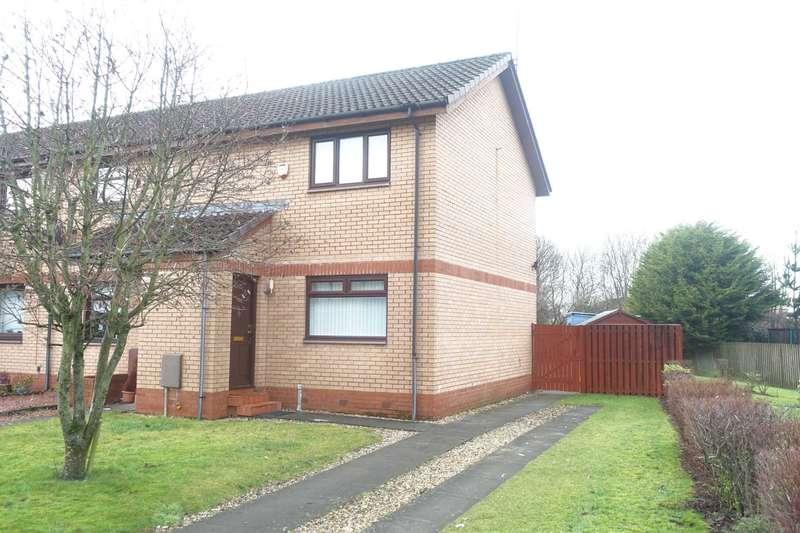 2 Bedrooms Semi Detached House for sale in Whitesbridge Avenue, Paisley