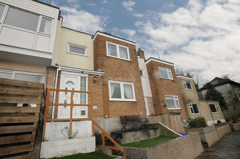 3 Bedrooms Terraced House for sale in Priory Road, Lower Compton, Plymouth, PL3 5EP