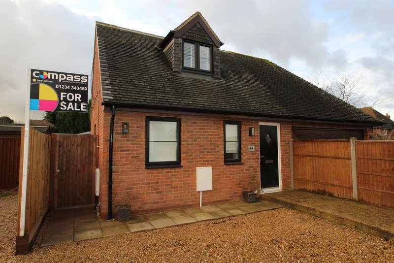 1 Bedroom Semi Detached House for sale in 14 Appletree Close, Silsoe, Bedford, MK45