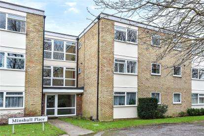 1 Bedroom Flat for sale in Minshull Place, Park Road, Beckenham