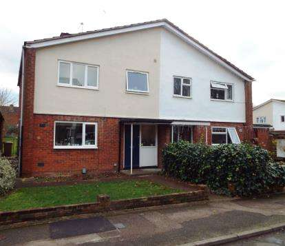 3 Bedrooms Semi Detached House for sale in Walden End, Stevenage, Hertfordshire