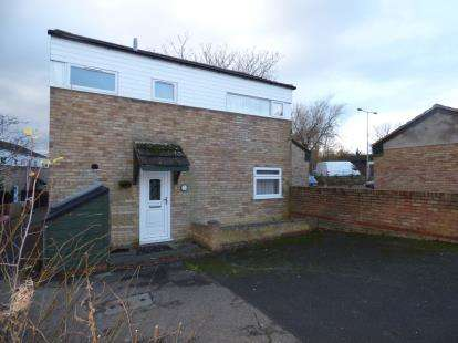 3 Bedrooms Detached House for sale in High Trees, Eaglestone, Milton Keynes, Buckinghamshire