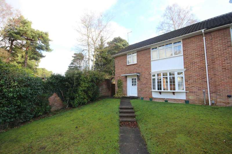 3 Bedrooms End Of Terrace House for sale in Pankhurst Drive, Bracknell