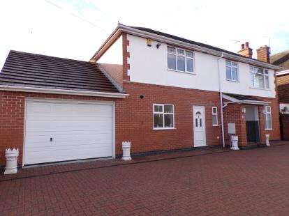 4 Bedrooms Detached House for sale in Linden Grove, Gedling, Nottingham