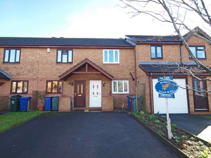 2 Bedrooms Terraced House for sale in Coopers Green, Bicester