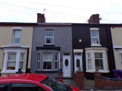 2 Bedrooms Terraced House for sale in Oak Leigh, Tuebrook, Liverpool, Merseyside, L13