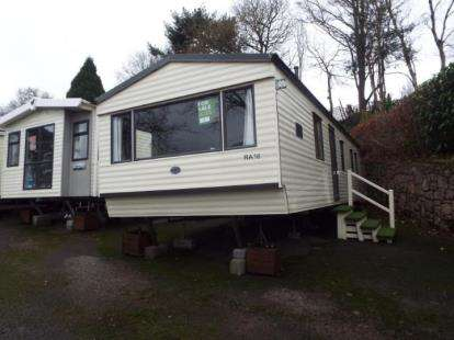 House for sale in Woodlands Hall Caravan Park, Llanfwrog, Ruthin, Denbighshire, LL15