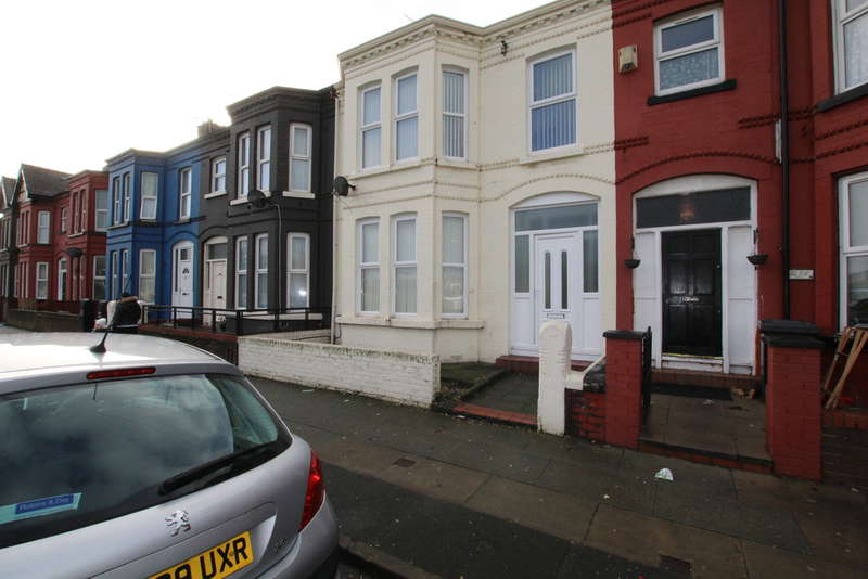 4 Bedrooms Terraced House for rent in Hornby Road, Bootle, L20