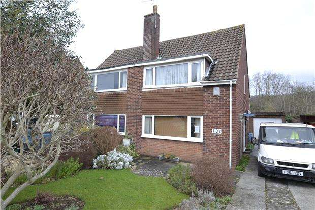 3 Bedrooms Semi Detached House for sale in Chosen Way, Hucclecote, GL3