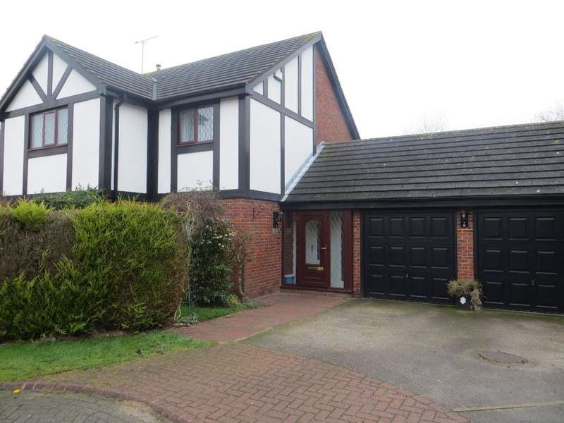 4 Bedrooms Detached House for rent in Churchfields, Tickton, Beverley, HU17 9SX