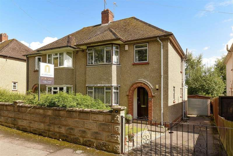 3 Bedrooms Semi Detached House for sale in Franklin Road, Headington, Oxford
