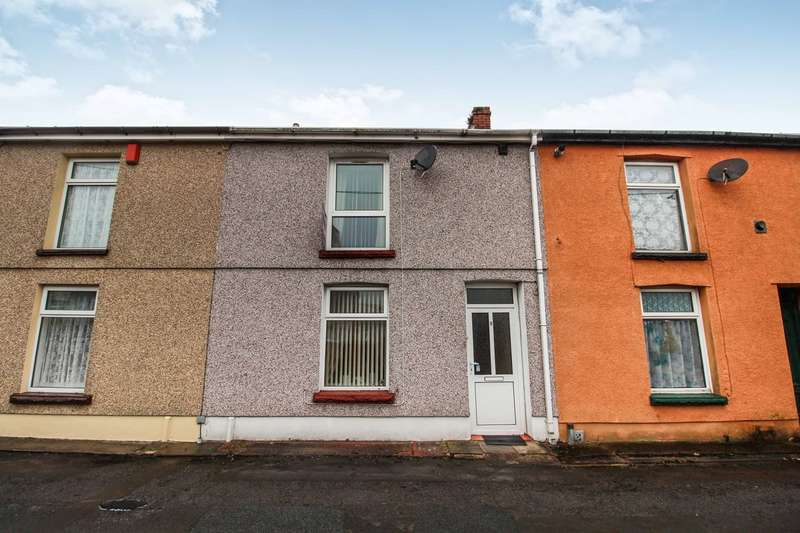 2 Bedrooms Terraced House for sale in Mount Pleasant Square, Ebbw Vale, NP23