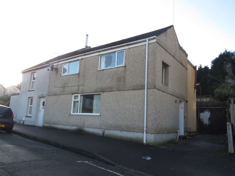 4 Bedrooms Semi Detached House for sale in Horeb Road, Morriston, Swansea