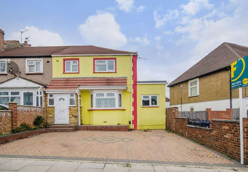 3 Bedrooms House for sale in Hill Rise, Greenford, UB6
